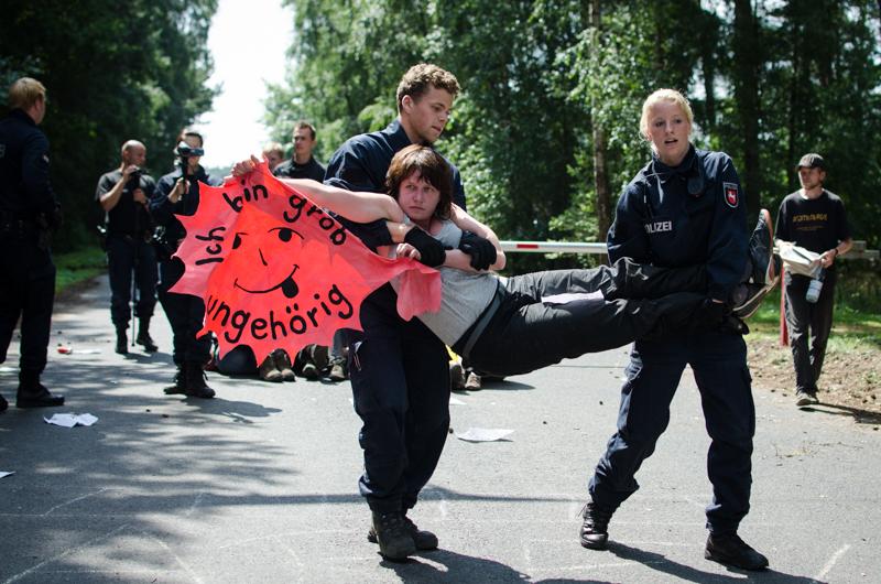 Blockade Lingen-15