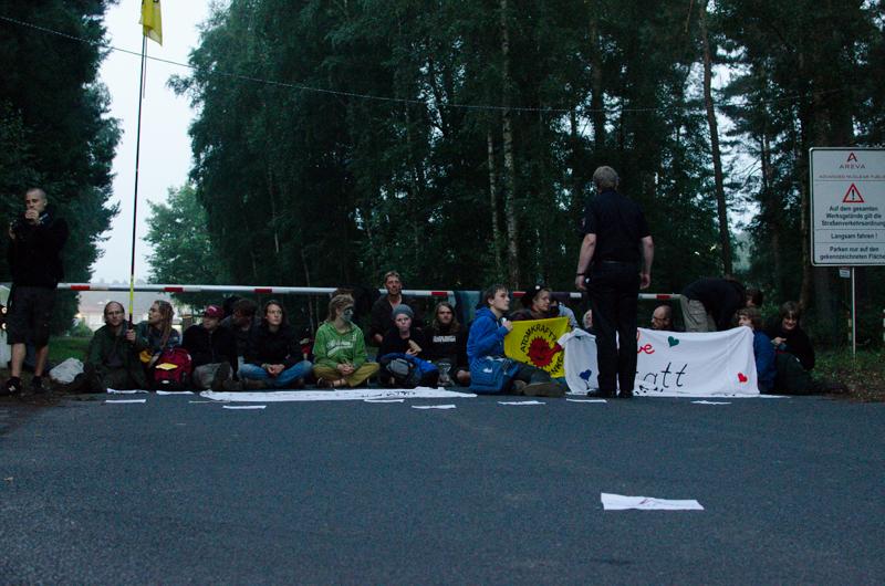 Blockade Lingen-2