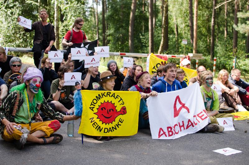 Blockade Lingen-9
