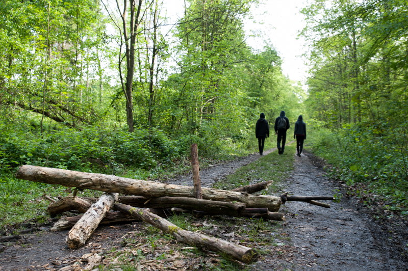 Widerbesetzung Hambacher Forst-16